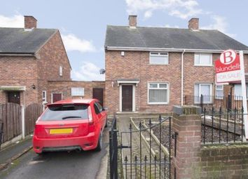 Thumbnail 2 bed end terrace house for sale in Doe Royd Crescent, Sheffield, South Yorkshire