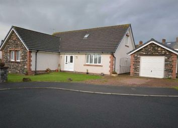 Thumbnail 4 bedroom detached bungalow for sale in Hodgson Gardens, Millom
