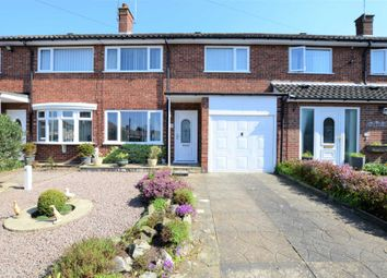 Thumbnail 3 bed terraced house for sale in Tanager Close, Norwich