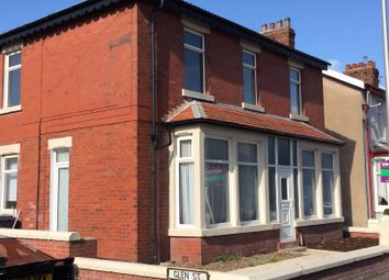 Thumbnail 4 bedroom end terrace house to rent in Woodland Grove, Blackpool