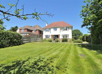 Thumbnail 4 bed detached house for sale in Chewton Common Road, Highcliffe, Christchurch