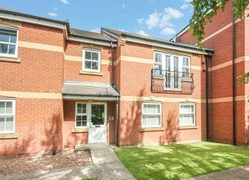 Thumbnail 2 bed flat for sale in 8 Marsden Gardens, Sandall, Doncaster