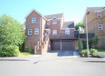 Thumbnail 4 bed detached house for sale in The Sadlers, Tilehurst, Reading