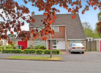 Thumbnail 5 bed detached house for sale in Morland Avenue, Stoneygate, Leicester