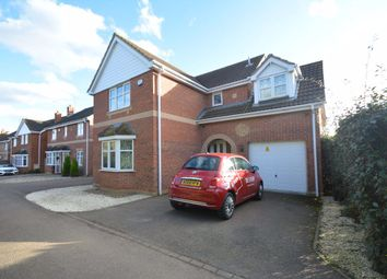 Thumbnail 4 bed property to rent in Ford Close, Yaxley, Peterborough