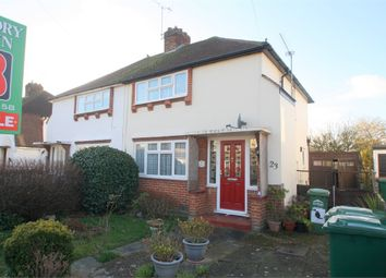 Thumbnail 3 bed semi-detached house for sale in Ash Grove, Staines-Upon-Thames, Surrey