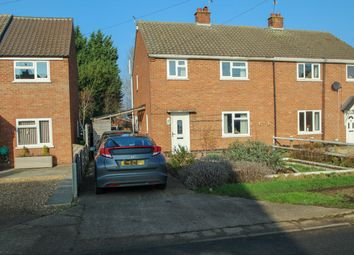 Thumbnail 3 bed semi-detached house for sale in Ducksen Road, Mendlesham, Stowmarket