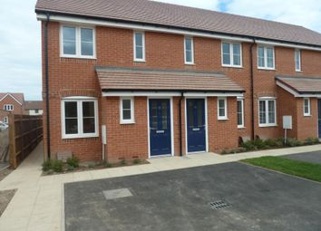 Thumbnail 2 bed end terrace house to rent in Fox Road, Deal