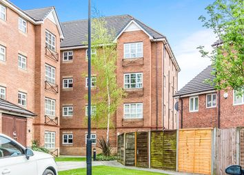 Thumbnail 1 bed flat for sale in Ainsbrook Avenue, Manchester