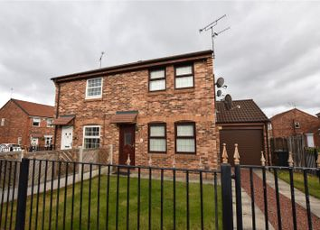 Thumbnail 3 bed semi-detached house to rent in Sanderling Garth, Middleton, Leeds