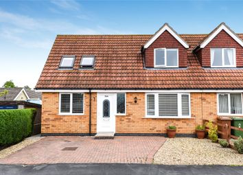 Thumbnail 3 bed bungalow for sale in Kenmar Road, Laceby