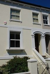 Thumbnail 4 bed terraced house to rent in York Road, Eastbourne