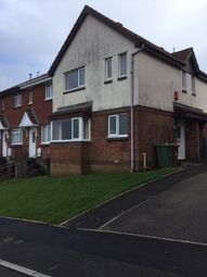 Thumbnail 2 bed terraced house to rent in Smallridge Close, Plymouth