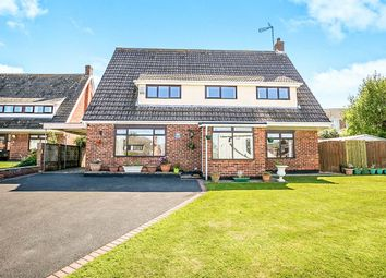 Thumbnail 4 bed detached house for sale in West Vale, Little Neston, Neston