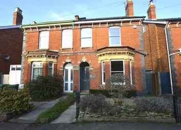 Thumbnail 3 bed semi-detached house for sale in Ewlyn Road, Leckhampton, Cheltenham, Gloucestershire