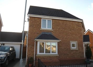 Thumbnail 3 bedroom detached house for sale in Beechwood Close, Sacriston, Durham