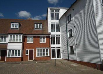 Thumbnail 3 bed flat to rent in Lavender Mews, Church Lane, Canterbury, Kent