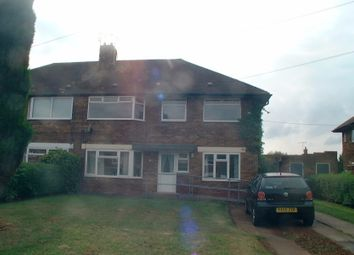 Thumbnail 2 bed maisonette to rent in Larkfield Road, Nuthall, Nottingham