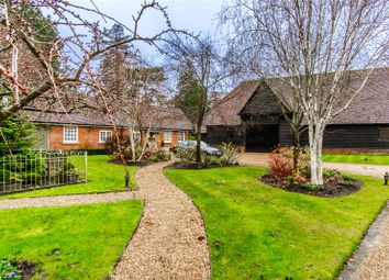Hassobury, Farnham, Bishop's Stortford CM23. 4 bed link-detached house for sale