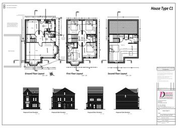 Thumbnail 6 bed semi-detached house for sale in Plot 7, 235 Westminster Road, Birmingham