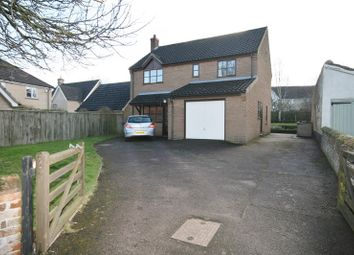 Thumbnail 3 bedroom detached house for sale in Norwich Road, Attleborough