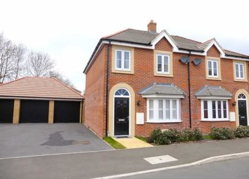 Thumbnail 3 bedroom semi-detached house to rent in Culverhouse Road, Swindon, Wiltshire