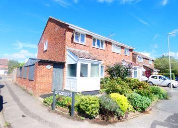 Forth Close, Stubbington, Fareham PO14. 3 bed semi-detached house