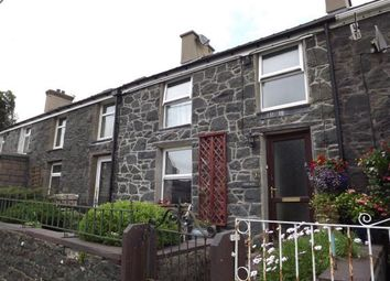 Thumbnail 2 bed terraced house for sale in Bron Eryri, Upper Llandwrog, Caernarfon, Gwynedd