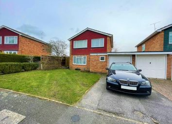 Thumbnail 3 bed detached house to rent in Blythwood Drive, Frimley, Camberley