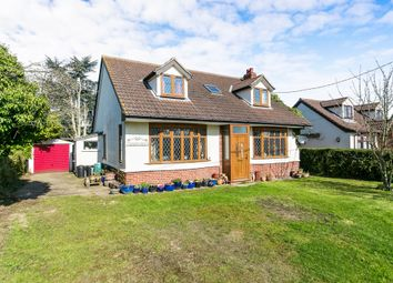 Thumbnail 4 bed detached house for sale in Old London Road, Copdock, Ipswich