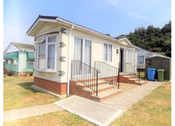 Thumbnail 1 bed mobile/park home for sale in Otterham Quay Lane, Rainham
