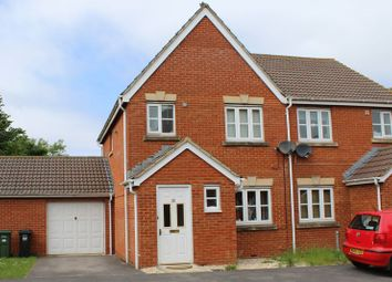 Thumbnail 3 bed semi-detached house to rent in Oaktree Place, St. Georges, Weston-Super-Mare