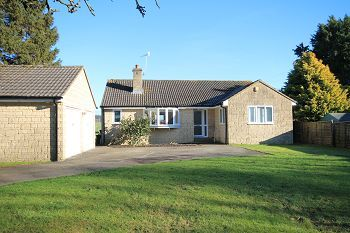Thumbnail 3 bed detached bungalow to rent in Sand Street, Longbridge Deverill, Warminster