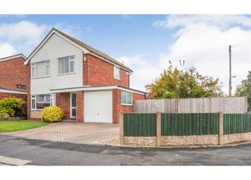 Thumbnail 3 bed detached house for sale in Grant Drive, Walmer Bridge, Preston