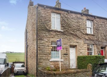 Thumbnail 2 bed end terrace house for sale in Low Leighton Road, New Mills, High Peak