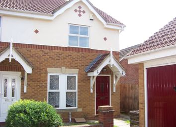 Thumbnail 3 bedroom property to rent in Sutton Close, Weston-Super-Mare