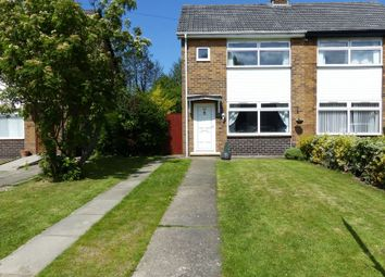 Thumbnail 2 bed semi-detached house to rent in Welsby Road, Leyland