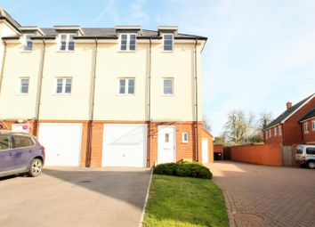 Thumbnail 3 bed town house for sale in Freemantle Road, Romsey
