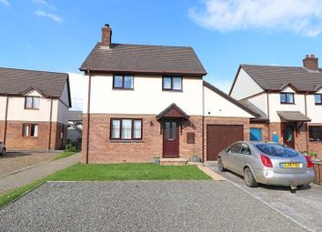Thumbnail 4 bed link-detached house for sale in St. Johns Drive, Bradworthy, Holsworthy