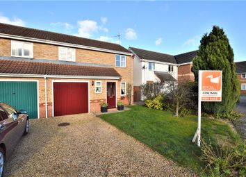 Thumbnail 3 bed semi-detached house for sale in Bramble Grove, Stamford
