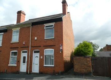 Thumbnail 3 bed end terrace house for sale in Vicar Street, Wednesbury