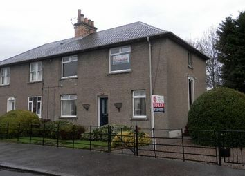 Thumbnail 2 bed flat to rent in Murray Crescent, Perth