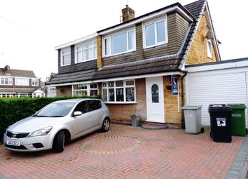 Thumbnail 3 bed semi-detached house for sale in Craig Road, Macclesfield