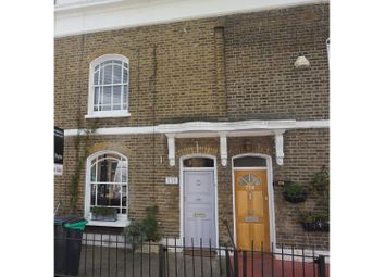 Thumbnail 3 bedroom terraced house for sale in Albyn Road, Deptford