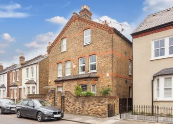 Thumbnail 4 bed semi-detached house for sale in Heath Gardens, Twickenham