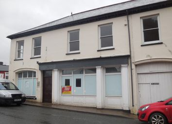Thumbnail Commercial property for sale in The Square, Tregaron
