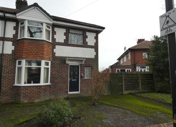 Thumbnail 3 bed semi-detached house for sale in Goldsworthy Road, Urmston, Manchester, Greater Manchester