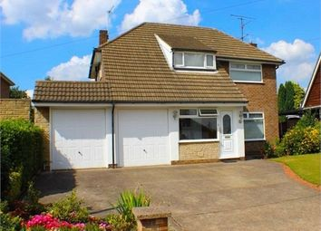 Thumbnail 3 bed detached house for sale in Greendale Avenue, Edwinstowe, Mansfield, Nottinghamshire
