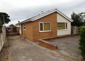 Thumbnail 3 bed bungalow for sale in Dyserth Road, Rhyl, Denbighshire