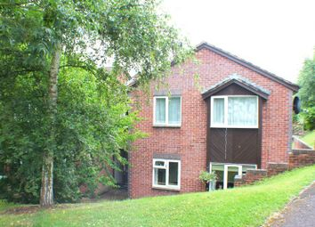 Thumbnail 1 bed flat to rent in Kinnerton Way, Exeter